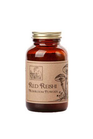 Red Reishi Medicinal Mushroom
