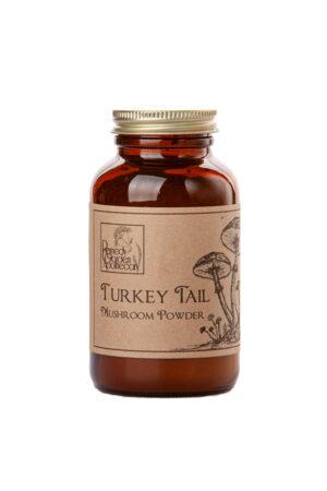 Turkey Tail Medicinal Mushroom